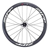 Zipp 303 Firecrest Carbon Clincher 177 Rear 24 Spokes 10/11 Speed Campagnolo Cassette Body with White Decal - Black