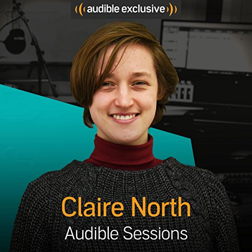 Claire North audiobook cover art