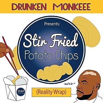 Stir Fried Potato Chips