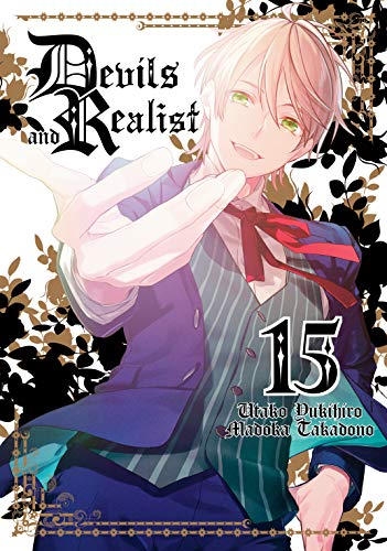 Devils and Realist Vol. 15 (English Edition)