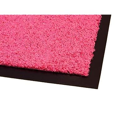 Primaflor - Ideen in Textil Schmutzfangmatte CLEAN – Waschbare, rutschfeste, Pflegeleichte Fußmatte, Eingangsmatte, Küchenläufer Sauberlauf-Matte, Türvorleger für Innen & Außen