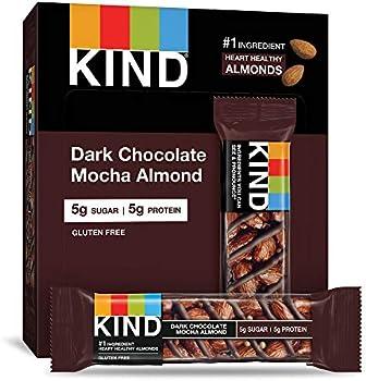 48-Count Kind Dark Chocolate Mocha Almond Bars
