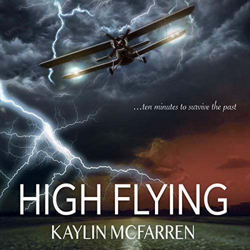 High Flying audiobook cover art