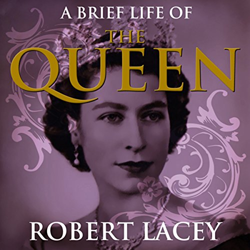 A Brief Life of the Queen cover art