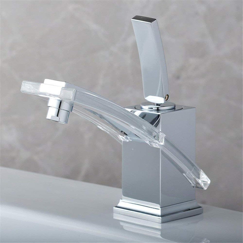 Oudan Washbasin Full Copper Bathroom Cabinet Faucet Basin (color   -, Size   -)