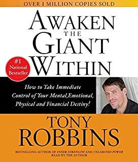 Awaken The Giant Within by Anthony Robbins(2000-02-01)