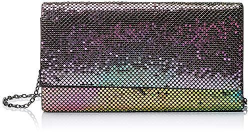 Bulaggi Ella Clutch - Pochette da giorno Donna, Multicolore (Multi), 04x12x22 cm (B x H T)