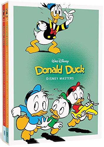 Disney Masters Gift Box Set #2: Walt Disney's Donald Duck: Vols. 2 & 4: 0