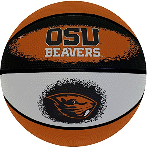 Check Out This NCAA Oregon State Beavers Mini Team Basketball