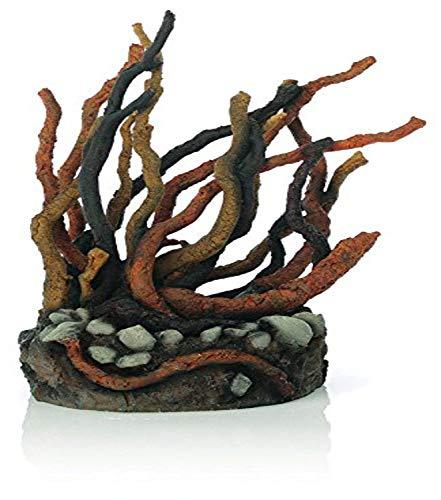 OASE biOrb Wurzel Ornament S - Aquarium-Deko in Form einer Schling-Wurzel, Zubehör fürs Aquarium-Becken, in Holz-Optik/Braun