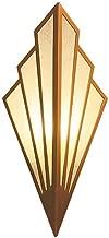 SUTIANZHANG Modern Wall Sconces Simple Iron Art Deco Wall Lamp Linen Shade Wall Mounted Light Minimalist Lamp Creative Wall Lamp LED Wall Light