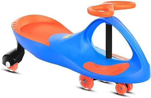 salida ZAIHW Wiggle Wiggle Wiggle Car Ride on Toy, Ride on Wiggle Car - Ride on Toys para Niños y niñas de 2 años en adelante  precios al por mayor