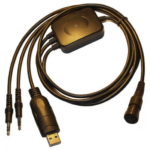 Data Mode Kabel voor Yaesu FTM-10