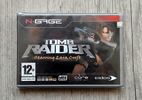 Tomb Raider (N-Gage) by Nokia