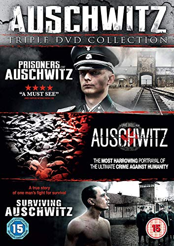 Auschwitz Triple DVD Collection - Prisoners of Auschwitz, Surviving Auschwitz and Auschwitz