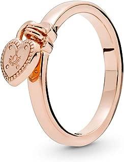Love Lock PANDORA Rose Ring - 186571
