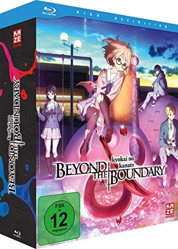 Beyond the Boundary - Kyokai no Kanata - Vol. 1 - [Blu-ray] mit Sammelschuber [Limited Edition]