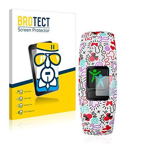 BROTECT Panzerglas Schutzfolie kompatibel mit Garmin Vivofit jr. 2-9H Extrem Kratzfest, Anti-Fingerprint, Ultra-Transparent