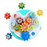 Baby Einstein Symphony Gears Musical Gear Toddler Toy with Lights and Melodies, Ages