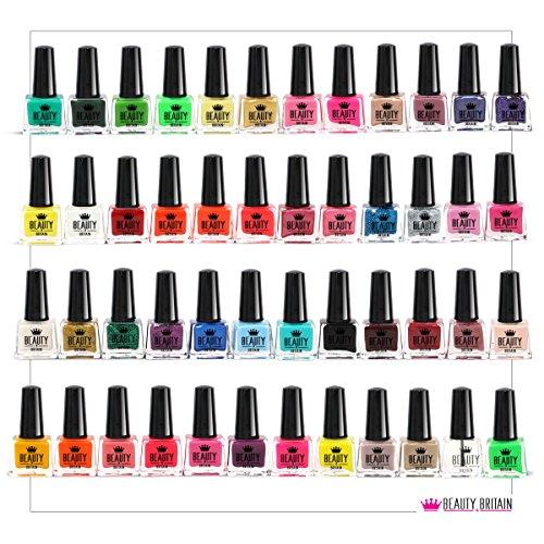 48 Nagellack Set 48 Moderne Verschiedenen Farben Perfekte Geschenk 2 Boxes