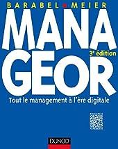 Manageor - Tout le management à l'ère digitale de Michel Barabel