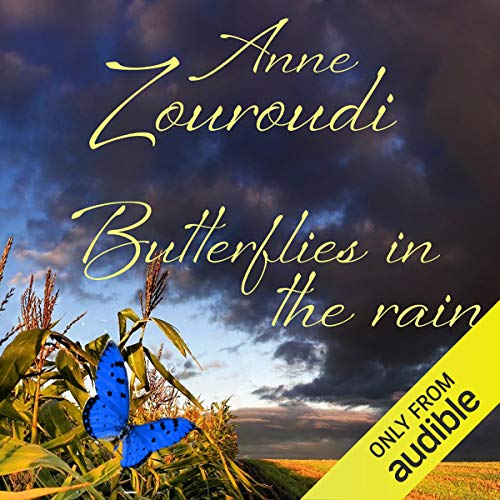Butterflies in the Rain audiobook cover art