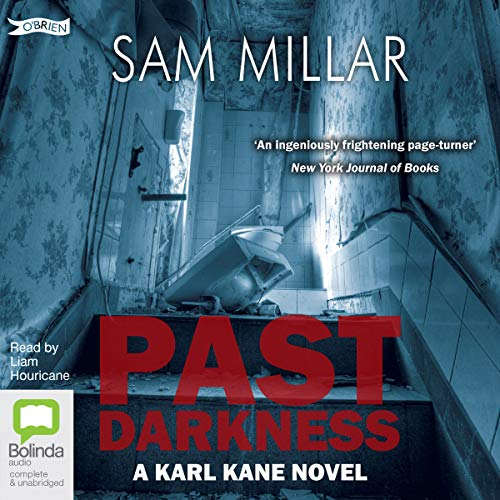 Past Darkness audiobook cover art