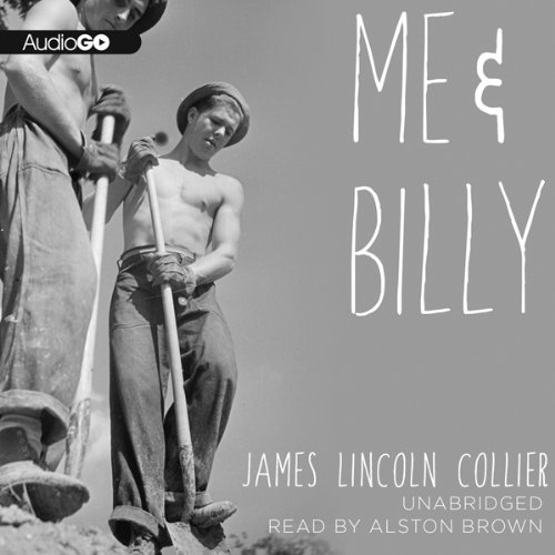 Me and Billy audiobook cover art