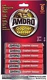 6. Amdro Gopher and Mole Killer, 12 Gassers, 0.75 oz = 2 - (6 Packs)
