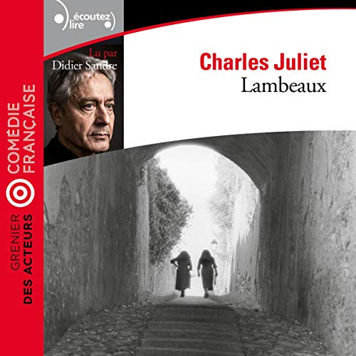 Lambeaux audiobook cover art