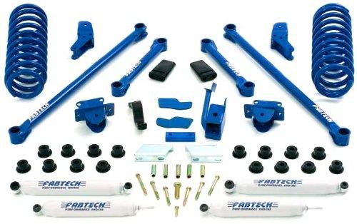 Fabtech FTS3420BK 5.5' Performance System Front Box Kit