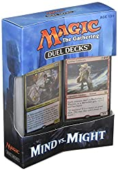 top rated Magic: The Gathering MTG 2017 Duel Deck Mind vs. Might – 120 Cards 2021