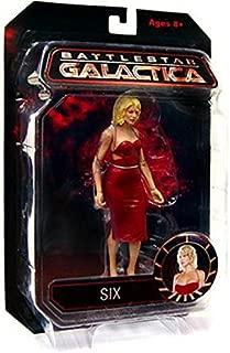 battlestar galactica number 6 dress