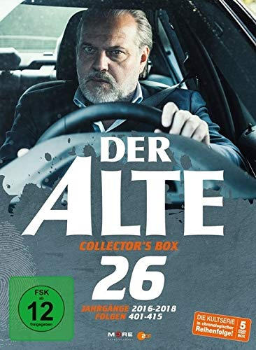 Der Alte-Collector'S Box Vol.26 [5 DVDs]