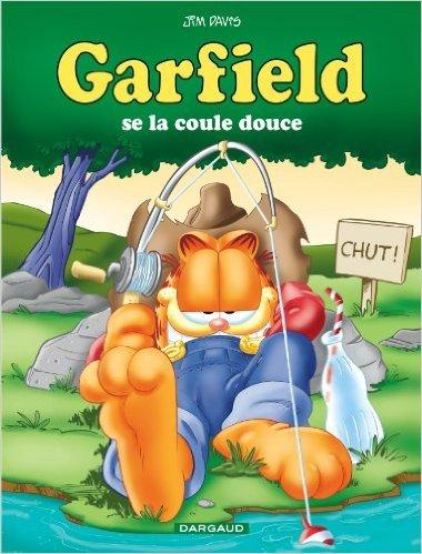 Garfield - tome 27 - Garfield se la coule douce (27) de Jim Davis ,Anthéa Shackleton (Traduction) ( 12 septembre 1998 )