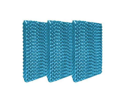 MediaShop Livington InstaChill Verdunstungskühler Ersatzfilter 3 Stk. – Zubehör Set für mobiles Klimagerät – Ersatzfilter passend zum InstaChill Klimagerät