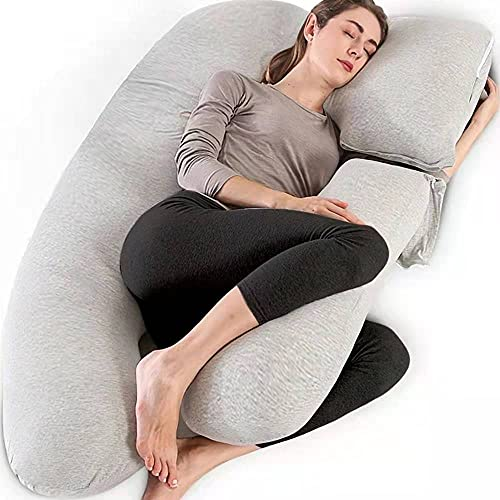 Chilling Home Pregnancy Pillows for Sleeping, U...