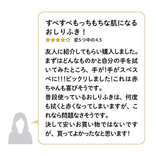 【Amazon.co.jp限定】Dr.Heart[薬用赤ちゃんのおしりふき]1,680枚(70枚入×24パック)日本製医薬部外品