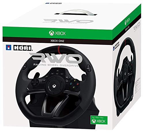 bester Test von lenkrad fur pc HORI-Racing Wheel Overdrive
