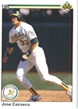 1990 upper deck jose canseco