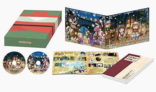 ハクメイとミコチ DVD BOX 下巻