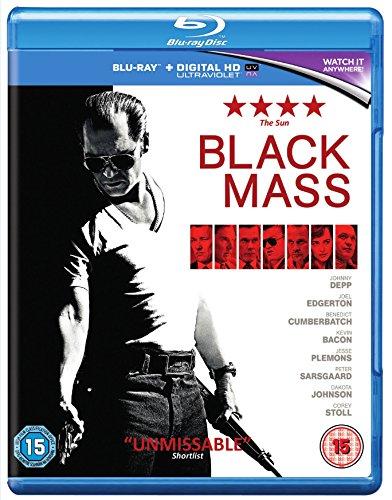 Black Mass [Edizione: Regno Unito] [Reino Unido] [Blu-ray]