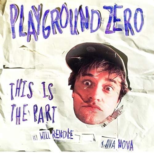 Playground Zer0 feat. Will Rendle & Ava Nova