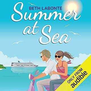 Summer at Sea audiobook cover art