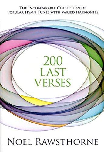 200 Last Verses - Pedals: Popular Hymn Tunes with Varied Harmonies