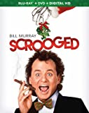 Scrooged (Blu-ray + DVD + Digital)