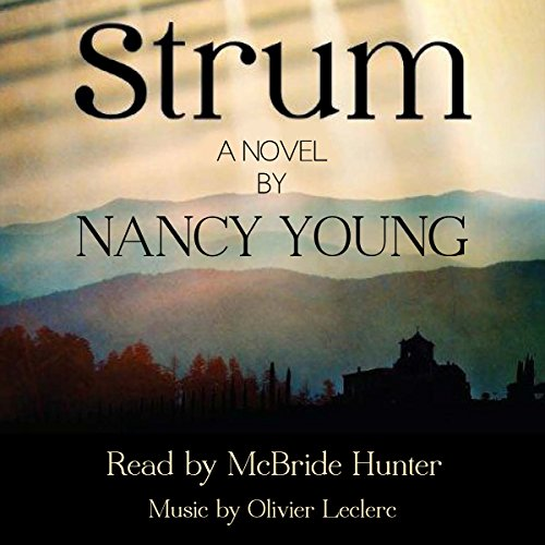 Strum audiobook cover art