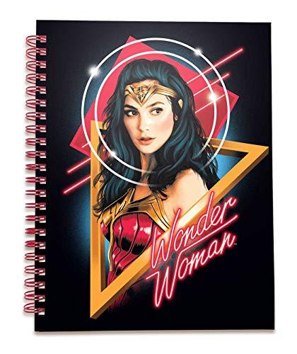 DC Comics: Wonder Woman 1984 Spiral Notebook