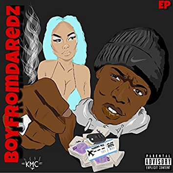 BoyFromDaRedz - EP