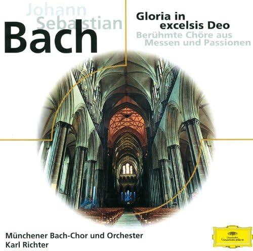 Peter Schreier, Münchener Bach-Chor, Münchener Bach-Orchester & Karl Richter